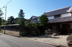 登録文化財 田中邸