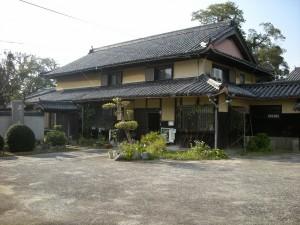 登録文化財 永田邸 母屋